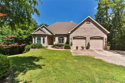 De Soto Single Family Home For Sale: 14311 Spring Drive