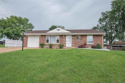 St Louis County Single Family Home For Sale: 9526 Sequoia Court