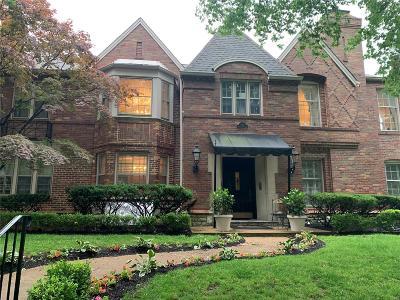 Clayton Single Family Home For Sale: 7516 Wellington Way