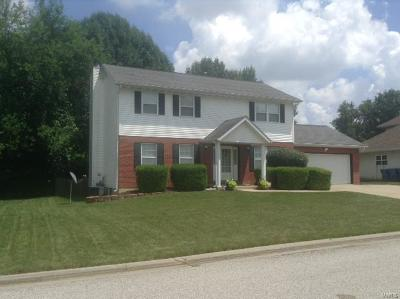 Single Family Home Active Under Contract: 2404 Greenfield Drive