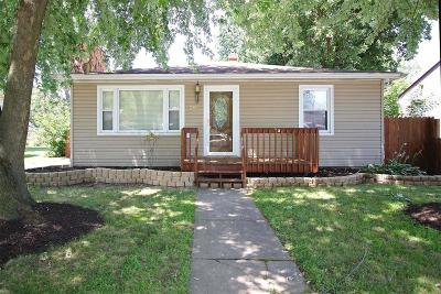 Wood River Single Family Home For Sale: 548 10th