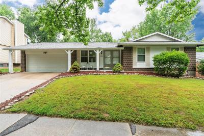Single Family Home For Sale: 6825 Trois Court