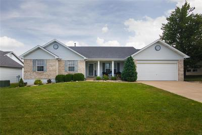 Dardenne Prairie Single Family Home For Sale: 13 White Dove Court