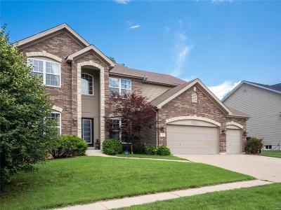Ballwin Single Family Home For Sale: 261 Magnolia Trace Drive