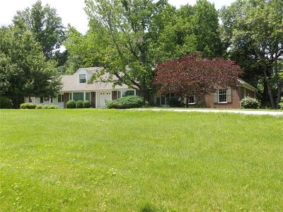 Pike County Single Family Home For Sale: 445 Oak Hill Road