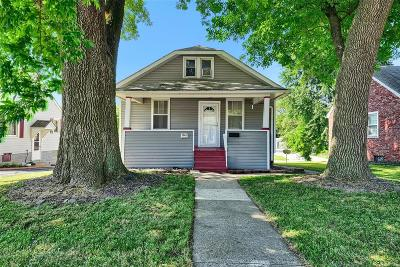 Alton Single Family Home For Sale: 3645 Berkeley Avenue