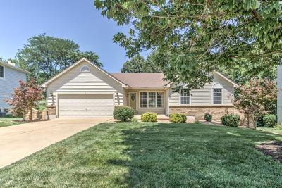 Lake St Louis MO Single Family Home Active Under Contract: $349,900