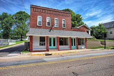 Glen Carbon Commercial For Sale: 184 South Main Street