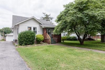 Alton Single Family Home For Sale: 3736 Berkeley Avenue