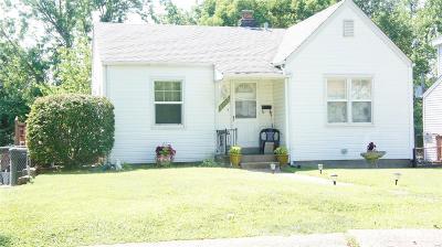 Single Family Home For Sale: 5320 Kirkland