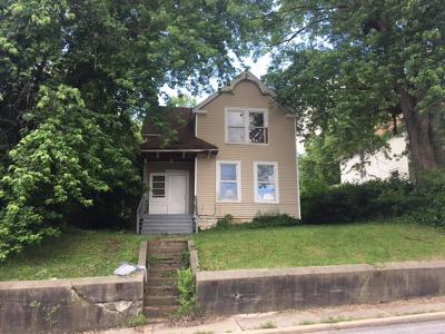 Alton IL Single Family Home For Sale: $10,000