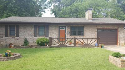 Collinsville Single Family Home For Sale: 704 Pennsylvania Street