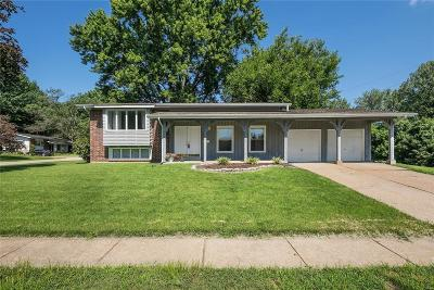 Florissant Single Family Home For Sale: 2595 Cedar Knoll Ln.
