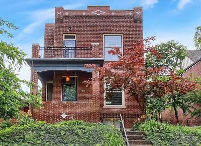 Central West End Single Family Home For Sale: 4361 Laclede Avenue