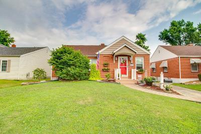 Granite City Single Family Home For Sale: 2517 State Street