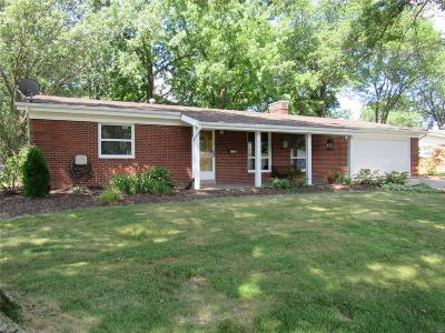 Alton Single Family Home For Sale: 4412 Briarcliff Drive