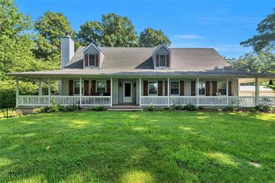 Monroe County Single Family Home For Sale: 4335 J Road
