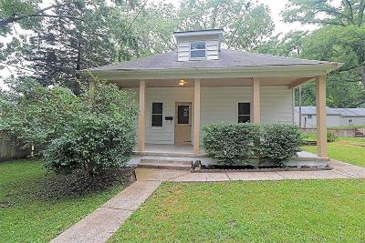 Ste Genevieve Single Family Home For Sale: 81 South Sixth Street