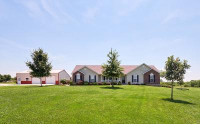 Lincoln County, Warren County Single Family Home For Sale: 956 Barrett Road