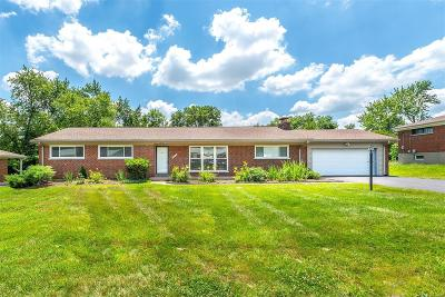Single Family Home For Sale: 9432 Harvest Court