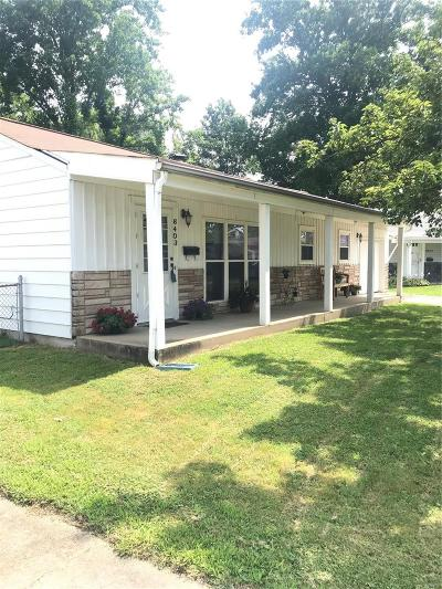 Single Family Home For Sale: 6403 Inlet Court