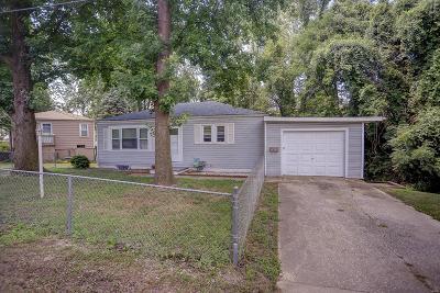 Alton Single Family Home For Sale: 3417 Robin Avenue