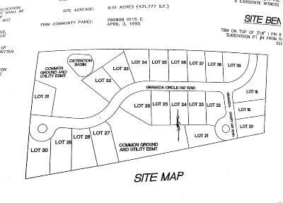 Madison County, Jefferson County, St Francois County Residential Lots & Land For Sale: Granada Meadows 9.7 +/-ac