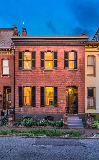 Lafayette Square Single Family Home For Sale: 1920 Hickory