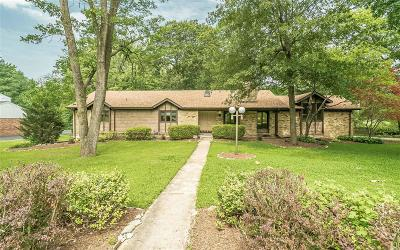 Creve Coeur Single Family Home For Sale: 501 Marford Drive