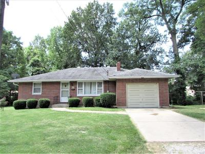 Alton Single Family Home For Sale: 3515 Hoover Court