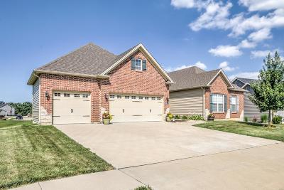 Wentzville Single Family Home For Sale: 213 Wilmer Ridge Drive