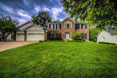 St Louis County Single Family Home For Sale: 6817 Kimmswick