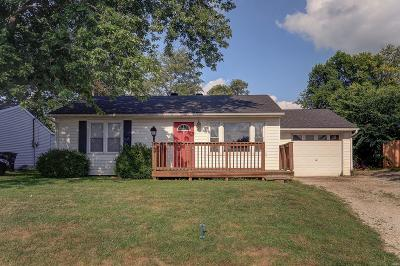 Bethalto Single Family Home For Sale: 223 Maple