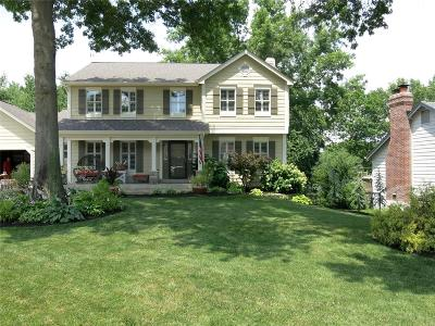 St Charles Single Family Home Active Under Contract: 3 Fox Den Court
