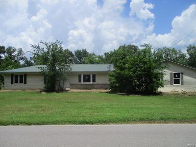 Franklin County Single Family Home For Sale: 2840 Old Gray Summit Road