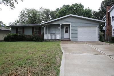 O'Fallon Single Family Home For Sale: 1406 South Yale Drive