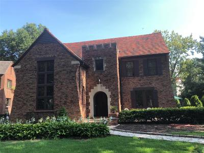 Clayton Single Family Home For Sale: 21 Crestwood Drive