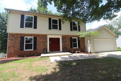 Oakville Single Family Home For Sale: 5749 Mango Drive