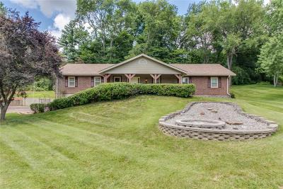 Florissant Single Family Home Active Under Contract: 8 Prince Drive
