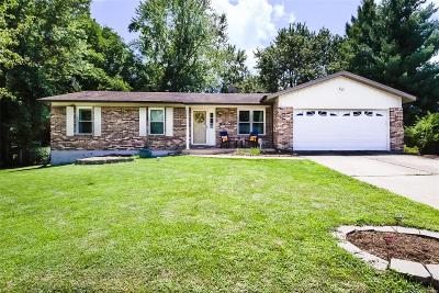 Jefferson County Single Family Home For Sale: 1875 Bender Lane