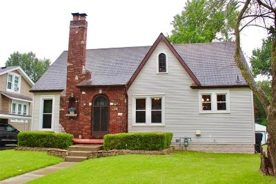 Belleville Single Family Home For Sale: 329 South Pennsylvania Avenue