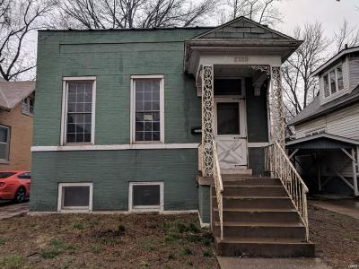 Granite City Single Family Home For Sale: 2319 State