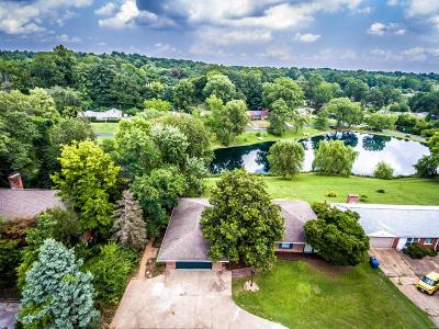 St Louis MO Single Family Home For Sale: $158,000