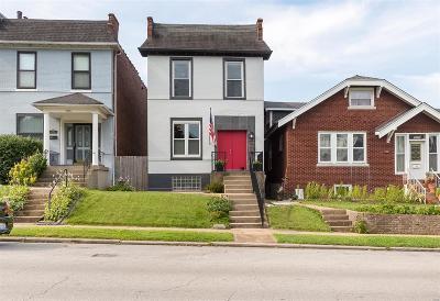 St Louis City County Single Family Home For Sale: 5328 Devonshire Avenue