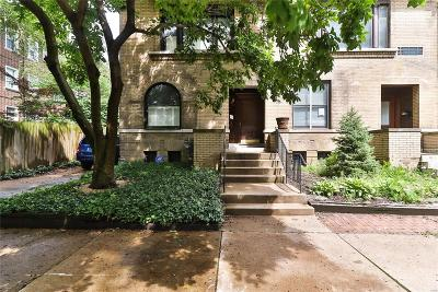 Central West End Single Family Home For Sale: 232 North Newstead