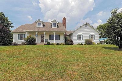 St Francois County Single Family Home Active Under Contract: 523 Sherwood