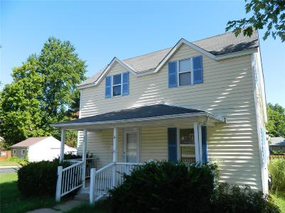 Owensville Single Family Home Active Under Contract: 301 East Washington