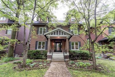 St Louis City County Single Family Home For Sale: 6215 Pershing Avenue