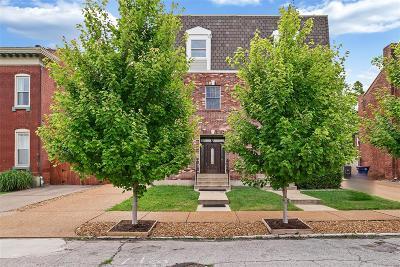 St Louis Single Family Home For Sale: 2434 Lemp Avenue