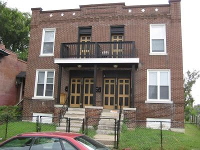 St Louis Multi Family Home For Sale: 2850 Pennsylvania Avenue